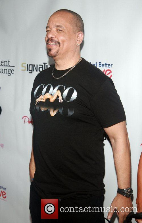Ice-T Attends  attending the 'Licious Apparel By...