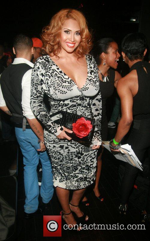 Somaya Reece attending the 'Licious Apparel By Coco'...
