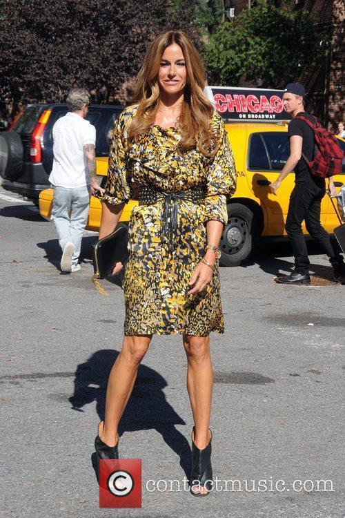 Kelly Killoren Bensimon Mercedes-Benz New York Fashion Week...