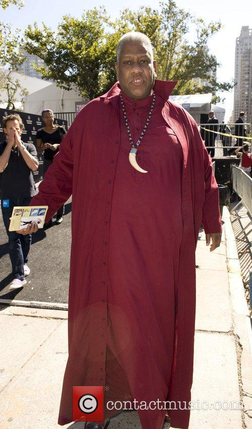 andre leon talley mercedes benz new york 5909069