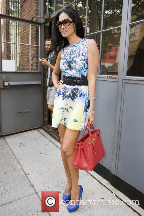 Kimora Lee Simmons and New York Fashion Week 4