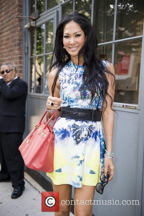Kimora Lee Simmons and New York Fashion Week 5