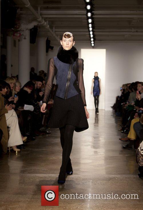Mercedes-Benz Fashion Week - Fall 2012 - Ohne...