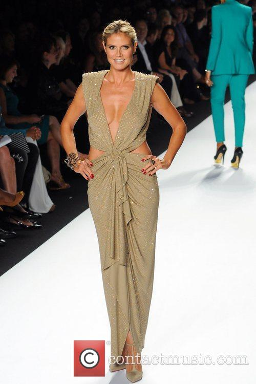 Heidi Klum and New York Fashion Week 6