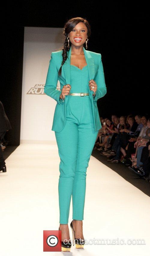 Jennifer Hudson and New York Fashion Week 4