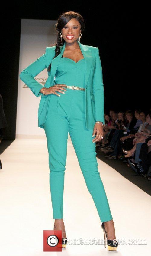 Jennifer Hudson and New York Fashion Week 6