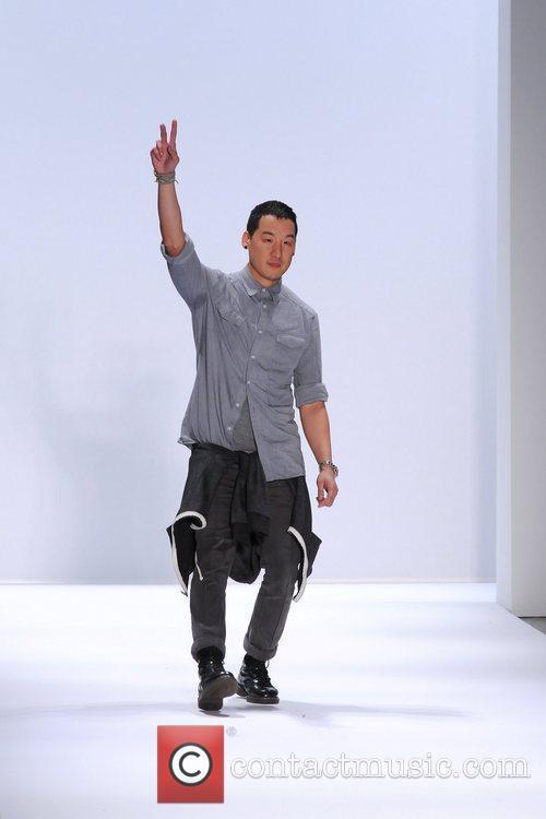 Mercedes-Benz Fashion Week Fall 2012 - Runway Show...