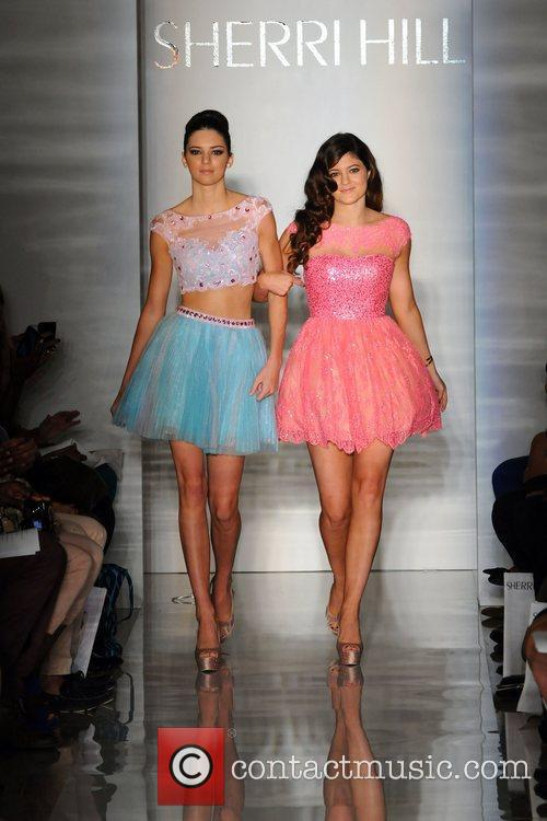 Kendall Jenner, Kylie Jenner and New York Fashion Week 5