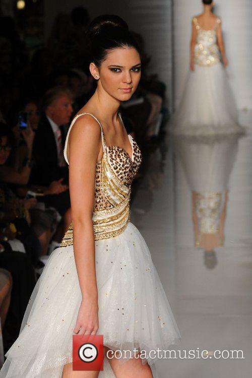 Kendall Jenner and New York Fashion Week 1