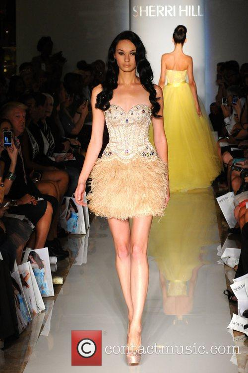 Model, Kendall Jenner and New York Fashion Week 12
