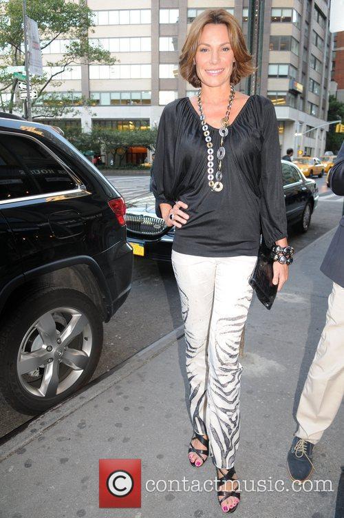 Countess LuAnn De Lesseps  Mercedes-Benz New York...