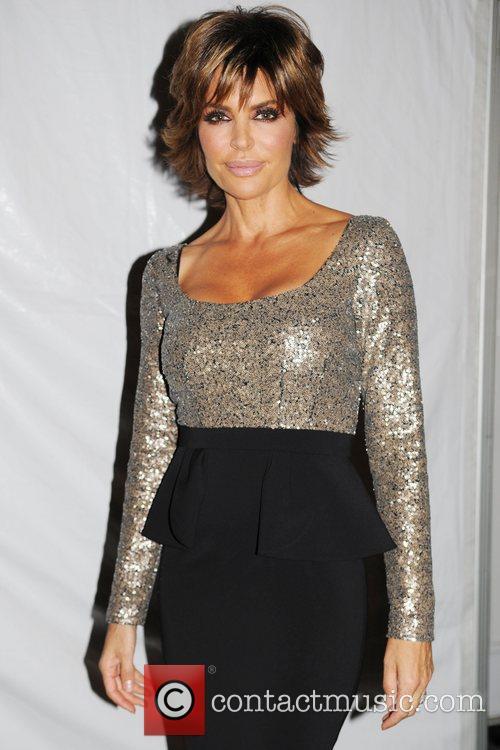 Lisa Rinna  Mercedes-Benz New York Fashion Week...