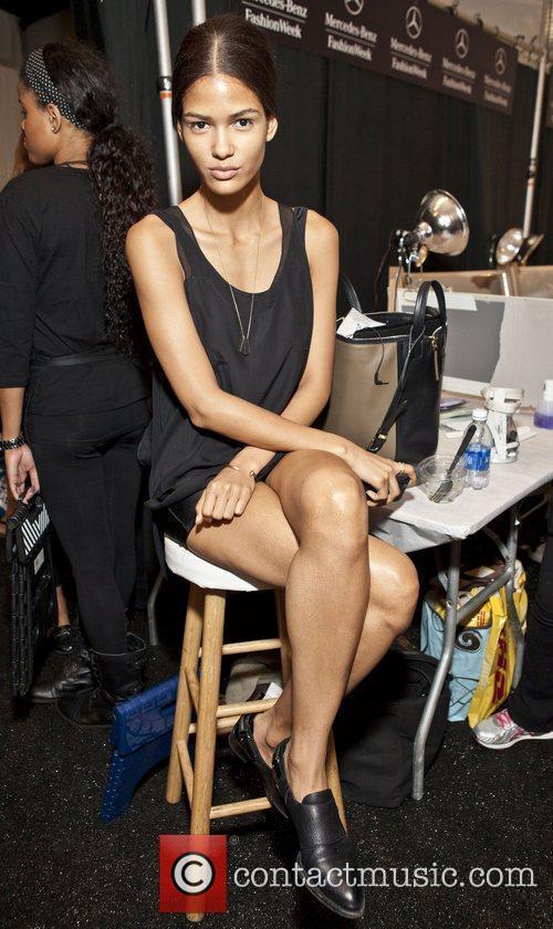 Mercedes-Benz New York Fashion Week Spring/Summer 2013 -Tadashi...