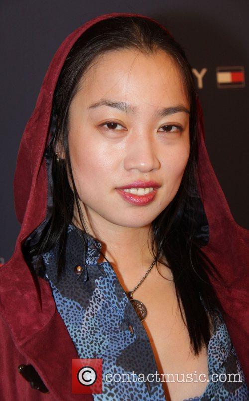 Yi Zhou Mercedes-Benz Fashion Week - Fall 2012...