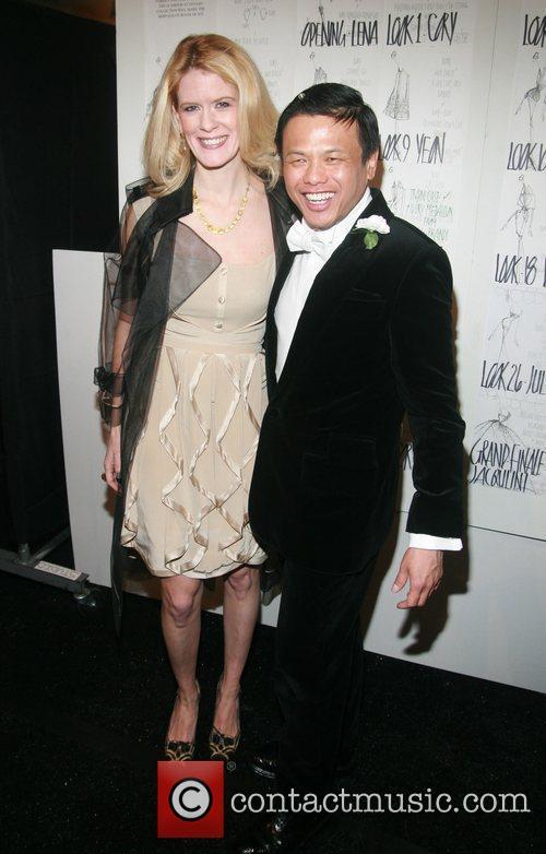 Alex McCord and Zang Toi Mercedes-Benz Fashion Week...