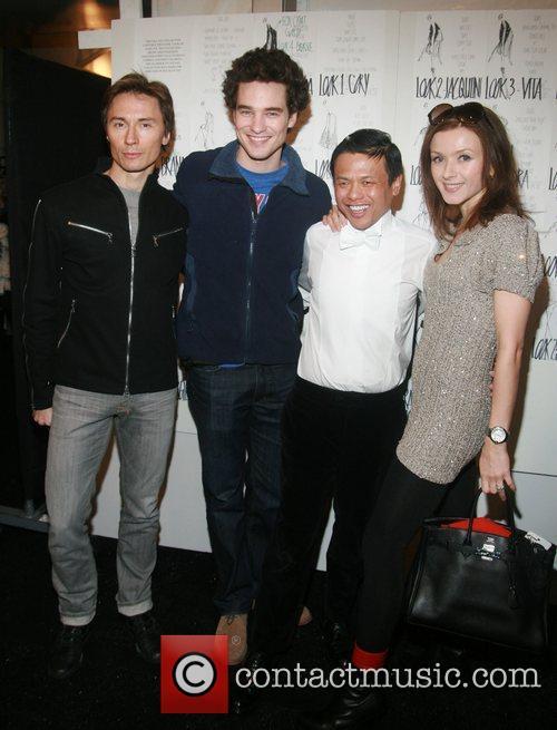 Maxim Beloserkovsky, Cory Stearns, Zang Toi and Irina...