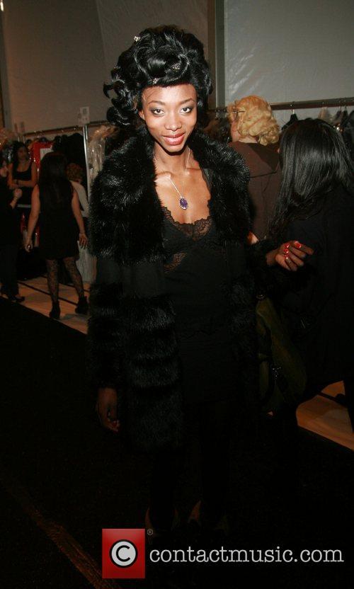 Mercedes-Benz Fashion Week - Fall 2012 - Zang...