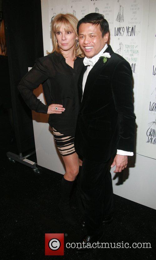 Ramona Singer and Zang Toi Mercedes-Benz Fashion Week...