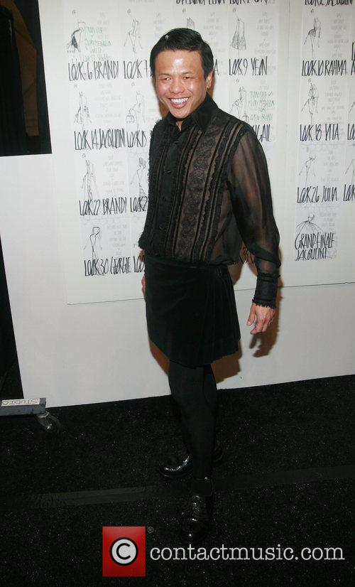 Zang Toi Mercedes-Benz Fashion Week - Fall 2012...