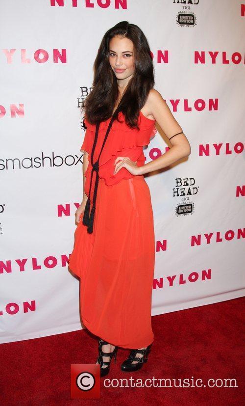Nylon Magazine's 13th Anniversary Celebration held at Smashbox