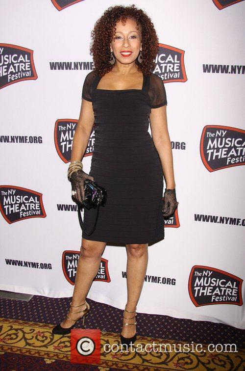 Tamara Tunie and The Hudson Theatre 2