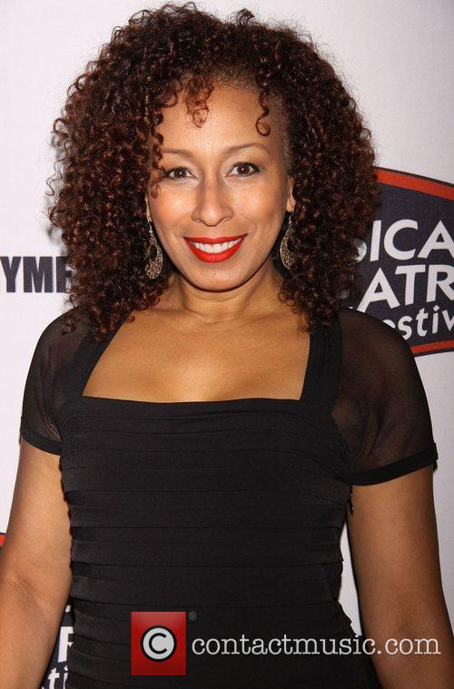 Tamara Tunie and The Hudson Theatre