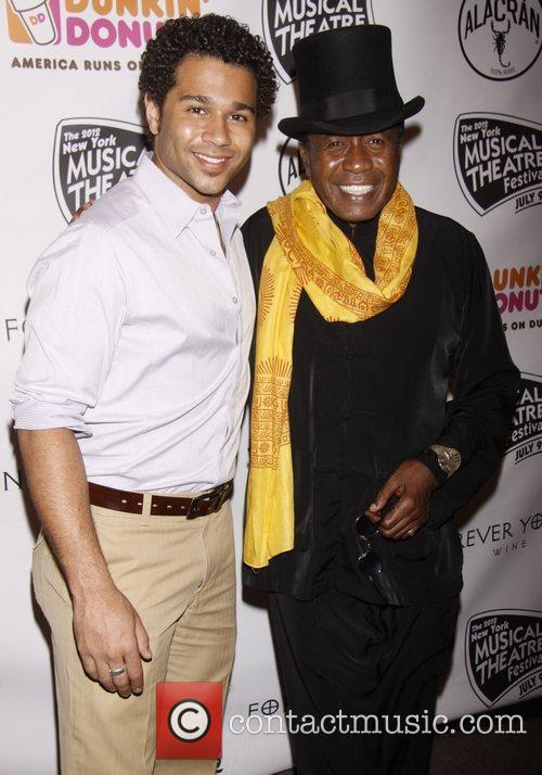 Corbin Bleu and Ben Vereen 2