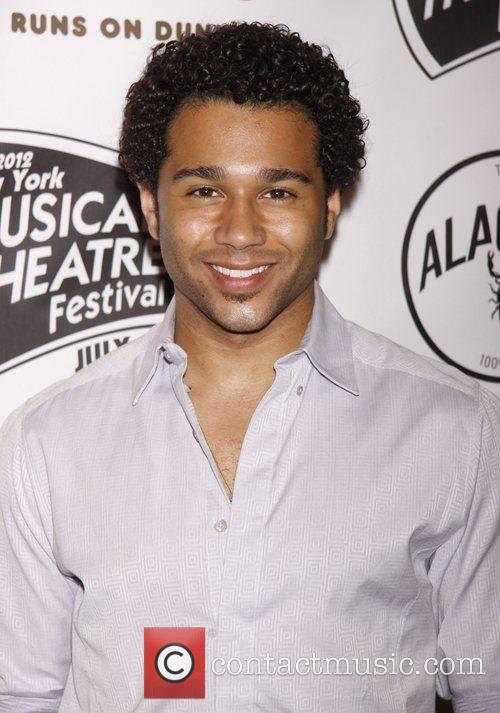 Corbin Bleu and Ben Vereen 1