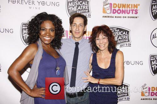 Sheryl Lee Ralph, Mindy Sterling and Stan Zimmerman 4