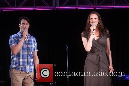 Matt Bogart and Jessica Burrows A Special Preview...