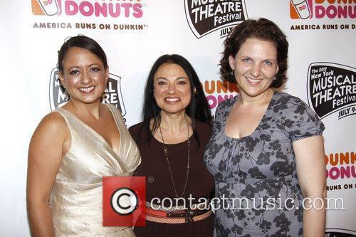 Natalie Toro, Julie Miller and Elizabeth Lucas A...