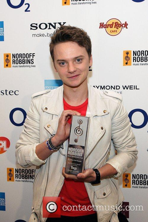 Connor Maynard,