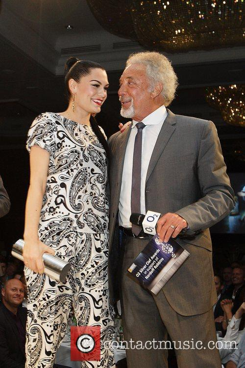 Jessie J, Albert Hall, Tom Jones and Royal Albert Hall 2
