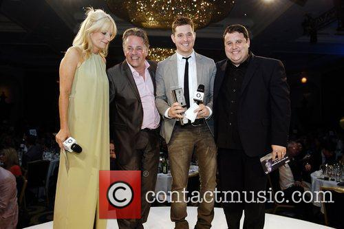 Peter Kay and Michael Buble 2