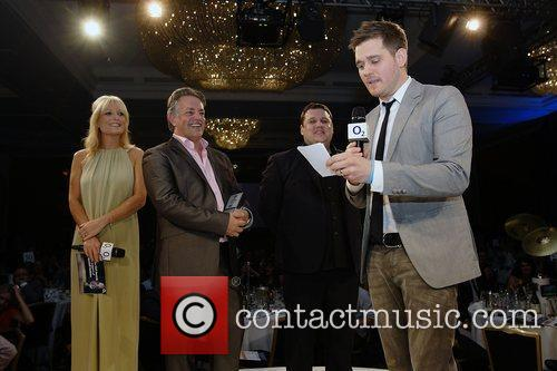 Peter Kay and Michael Buble 3