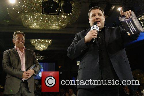 Peter Kay and Michael Buble 4