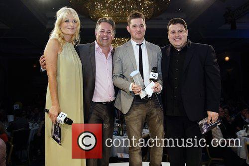 Peter Kay and Michael Buble 1