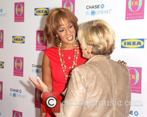 Gayle King and Suze Orman 4