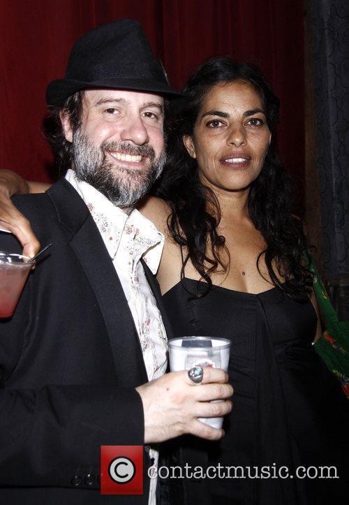 Guest and Sarita Choudhury  The 57th Annual...