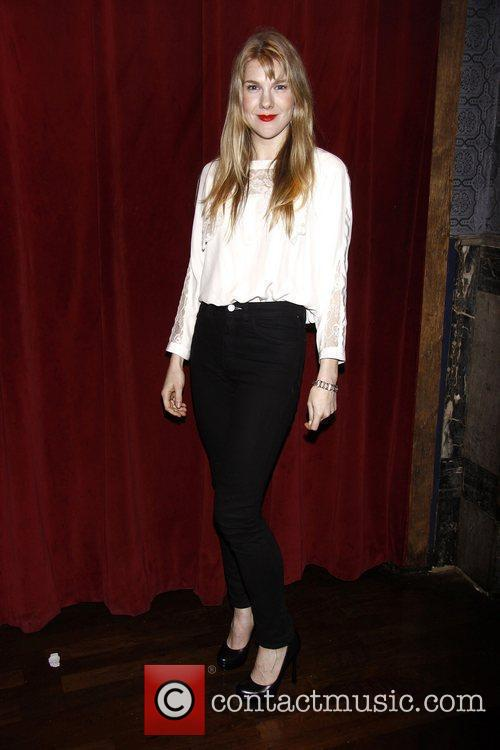 Lily Rabe  The 57th Annual 'Village Voice'...