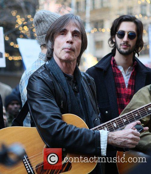 jackson browne performs at an occupy wall 5762653