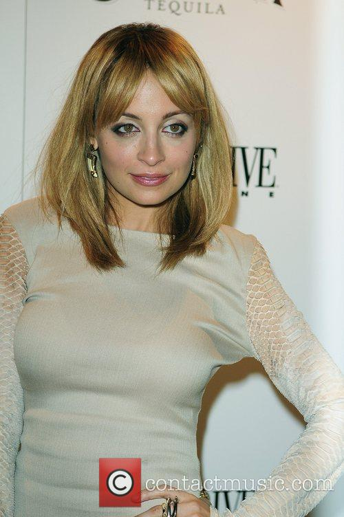 Nicole Richie  attends 'Ocean Drive Magazine' cover...