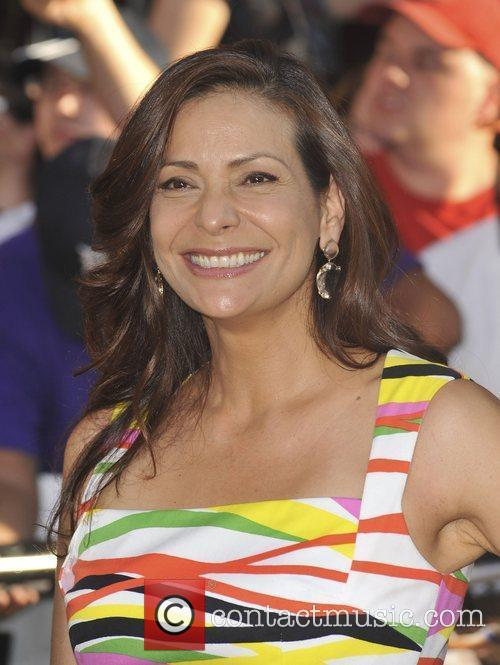 Constance Marie,  at the World Premiere of...