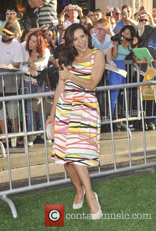 constance marie at the world premiere of 4023313