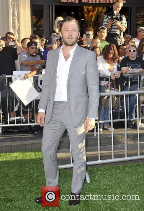 Joel Edgerton,  at the World Premiere of...