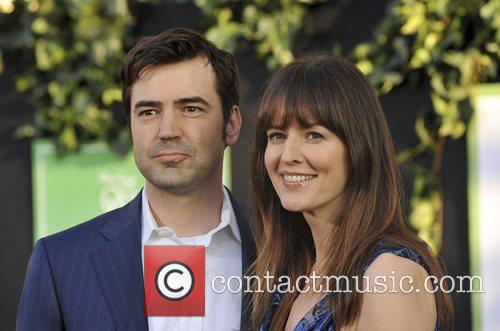 Ron Livingston and Rosemarie Dewitt 3