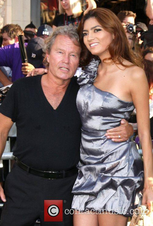 John Savage and Blanca Blanco The World Premiere...