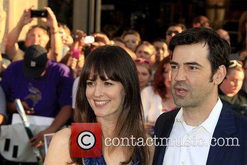 Ron Livingston and Rosemarie Dewitt 8