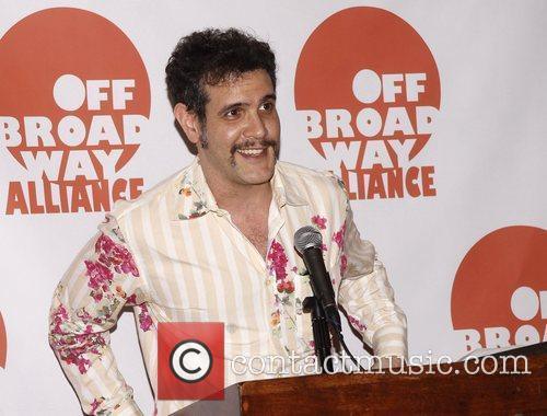 Adam Feldman The 2012 Off-Broadway Alliance Awards held...