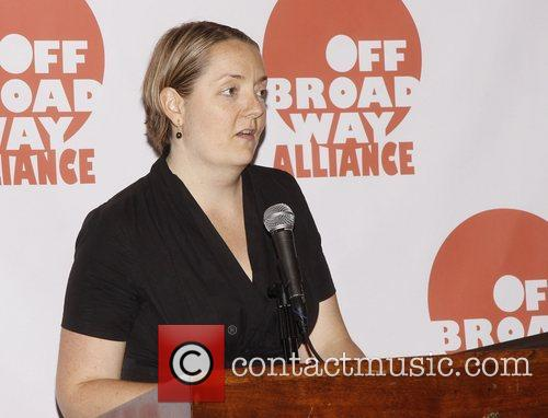 Amanda Dubois  The 2012 Off-Broadway Alliance Awards...